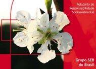 Relatório de Responsabilidade Socioambiental 2006 - Arno