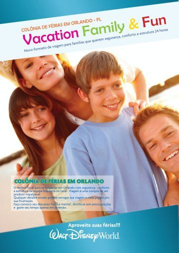 Vacation Family & Fun - Best Brazil Tour