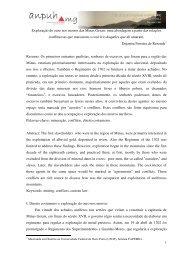 Dejanira Ferreira de Rezende - XVIII Encontro Regional (ANPUH-MG)
