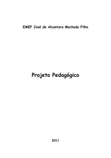 Projeto Pedagógico - Secretaria Municipal de Educação