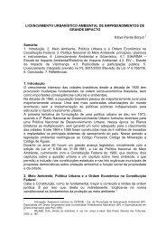 licenciamento urbanistico ambiental de empreendimentos - IBDU