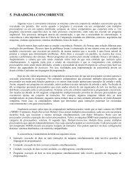 paradigmas - concorrência.pdf - INF-Unioeste
