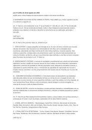 Plano Estadual de Gerenciamento Costeiro - Idema