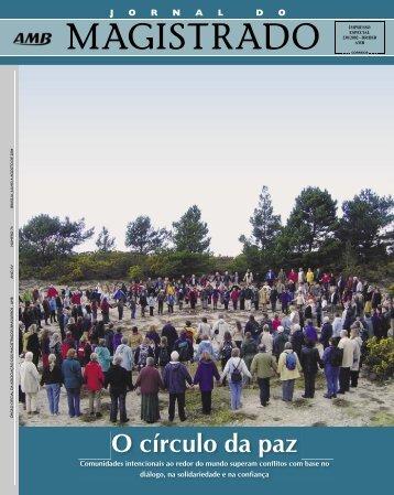 O círculo da paz - AMB