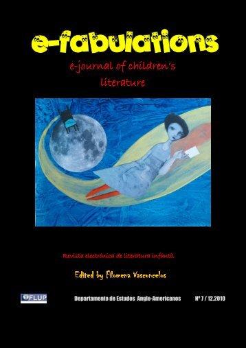E-fabulations 7_novo - Biblioteca Digital - Universidade do Porto