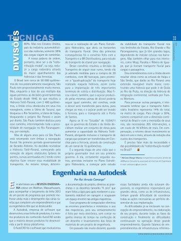 Engenharia na Autodesk Por Rui Arruda Camargo - Revista ...
