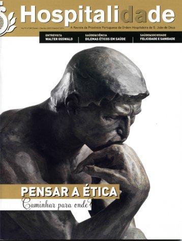 A Revista da Província Portuguesa da Ordem Hospitaleira de S ...