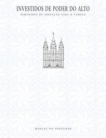 investidos de poder do alto - The Church of Jesus Christ of Latter ...