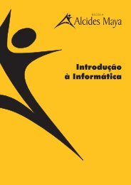 Introdução à Informática - Escola Alcides Maya