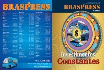Café com o Presidente - Braspress