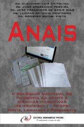 Untitled - Humanitas Vivens - Editora On-line