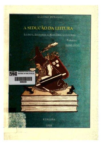 T - DENIPOTI, CLAUDIO.pdf - Universidade Federal do Paraná