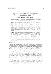 Expansão do projeto MPI.NET com a primitiva de comunicação Bsend