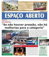 Espaço Aberto JuLho 2010.p65 - Jornal Espaço Aberto