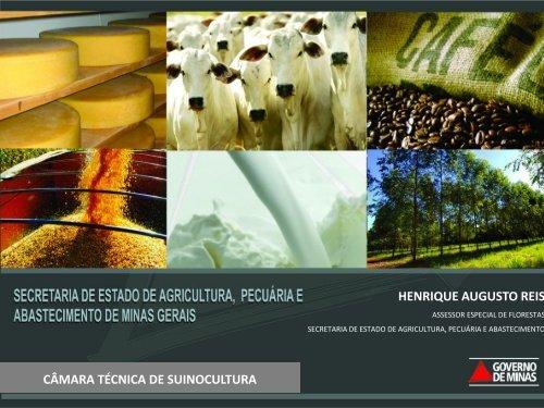 Situação do Novo Código Florestal (SEAPA) - Portal Conselhos MG
