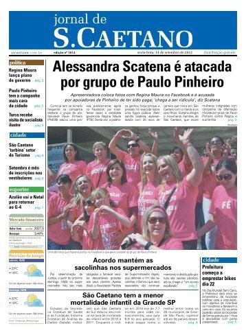 Alessandra Scatena é atacada por grupo de Paulo Pinheiro