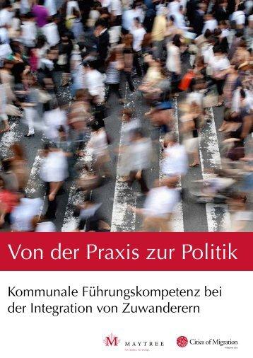 Von der Praxis zur Politik