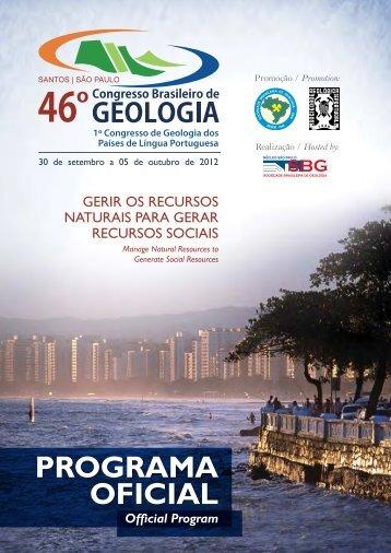 Sala Mercúrio - 46º Congresso Brasileiro de Geologia