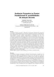 Avaliação Formativa no Ensino Fundamental II - Fundação Carlos ...