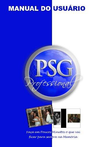 Manual do Usuário do PSG Professional 2 - DLL Systems