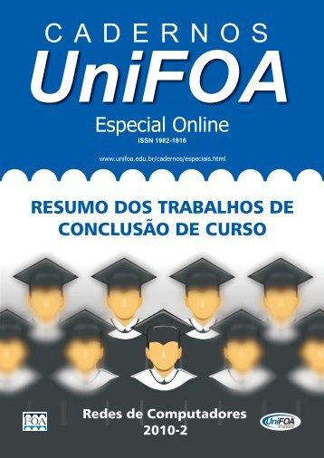 Especial Online - UniFOA