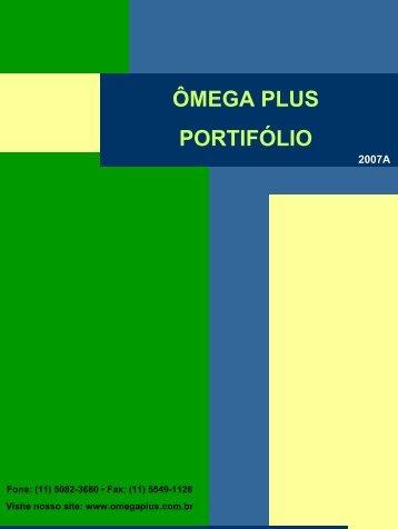 ômega plus portifólio - Ômega Plus - Consultoria e Treinamento