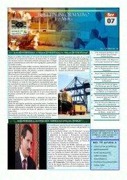 Boletin Informativo Nro 23 - Municipalidad Provincial de Ilo.