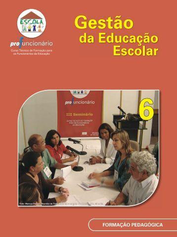 pro uncionário - Ministério da Educação