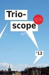 Trio- scope - Agence Trio