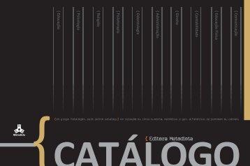 Educação - Editora Metodista Digital