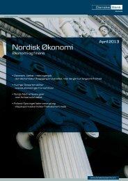 Nordisk Økonomi