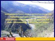 Diapositiva 1 - Proyecto Especial de Irrigación e Hidroenergético del ...