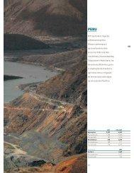 O Projeto de Irrigação e Hidroenergético Olmos contempla o ... - CAF