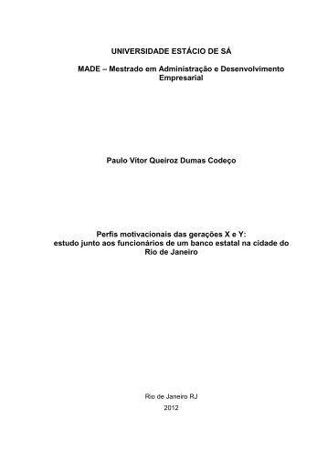 Completa - Universidade Estácio de Sá