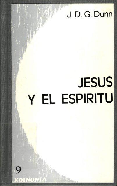 JESUS y EL ESPIRITU