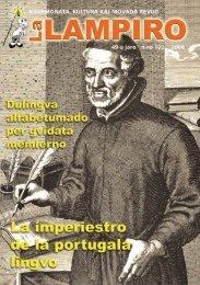 La sanktulo - Associação Paulista de Esperanto