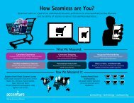How Seamless are You?