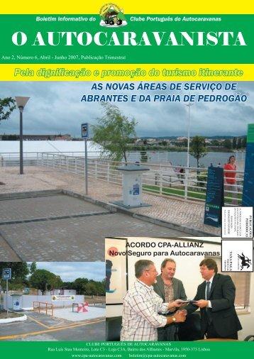 O Autocaravanista 06 (Jun2007) - CPA