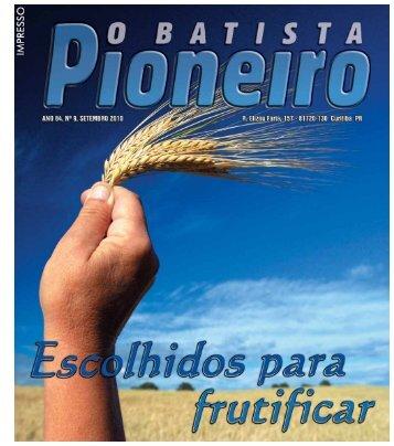 02 - Convenção Batista Pioneira do Sul do Brasil