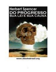 Do Progresso - Sua Lei e Sua Causa - eBooksBrasil
