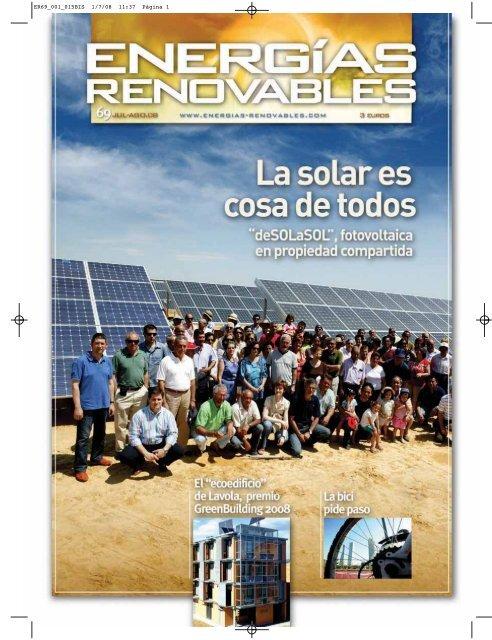 Descargar Revista En Pdf Energías Renovables
