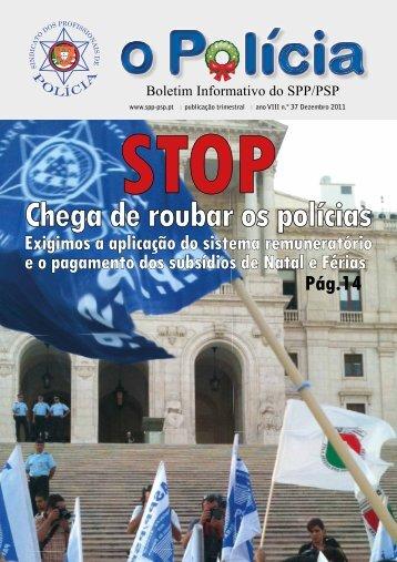 Edição N º37 - SPP-PSP
