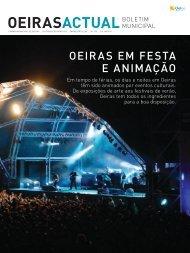Oeiras em Festa e animaçãO - Câmara Municipal de Oeiras