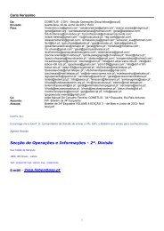 Maio e Junho de 2012 - Junta de Freguesia dos Olivais