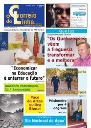 Setembro - Jornal o Correio da Linha