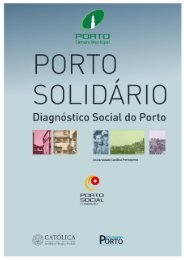 Diagnóstico Social do Porto | 1 - Universidade do Porto