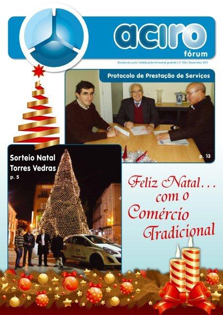 Revista de Dezembro 2011 - Aciro