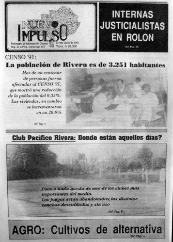CENSO '91: - Archivoderivera