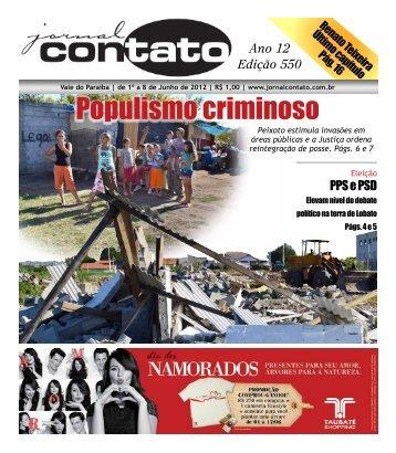 550 - Jornal Contato