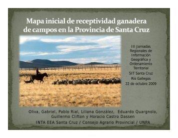 2010 Mapa de receptividad Oliva.pdf - INTA